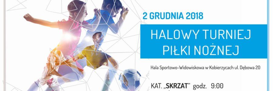 Halowy Turniej Piłki Nożnej o Puchar KOSIR