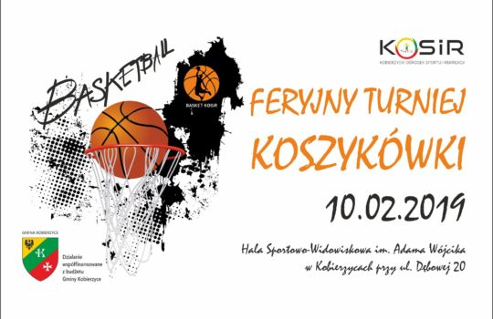 Feryjny Turniej Koszykówki
