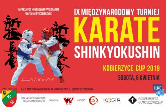 IX Edycja Międzynarodowego Turnieju Karate Shinkyokushin Kobierzyce Cup