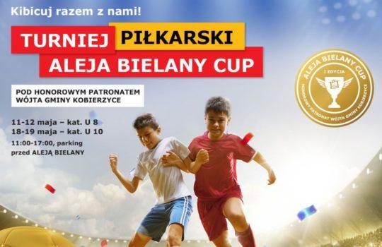 Turniej piłkarski Aleja Bielany Cup
