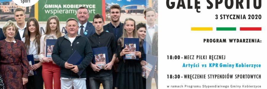 Zaproszenie na Galę Sportu & Mecz Piłki Ręcznej: Artyści vs KPR Gminy Kobierzyce