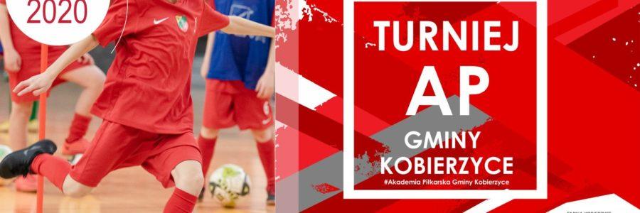 Turniej Akademii Piłkarskiej Gminy Kobierzyce