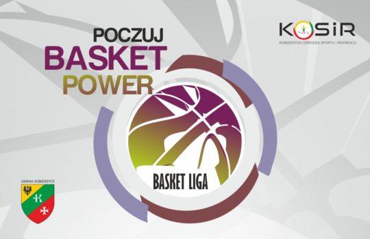 Startują rozgrywki KOSiR Basket Ligi!